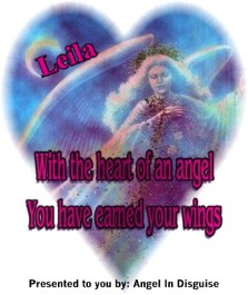 I've Earned My Wings Have You?